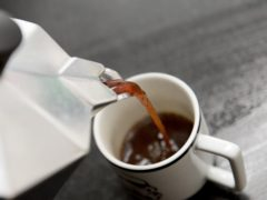 Chemicals in coffee may slow the growth of drug-resistant prostate cancer, scientists have found (Anthony Devlin/PA)