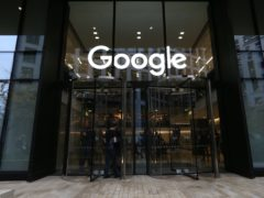Google uses an algorithm to work out how much a worker should be paid (Jonathan Brady/PA)