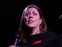 Labour MP Jess Phillips has sealed victory in the Bake Off tent (Victoria Jones/PA)