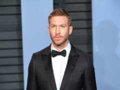 Calvin Harris missed out on the top spot last week (PA)