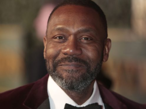 Sir Lenny Henry has appealed for funding for foodbanks. (Daniel Leal-Olivas/PA)