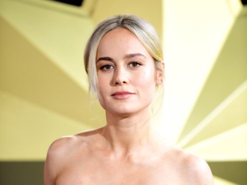 Brie Larson directs and stars in the Netflix project. (Ian West/PA)