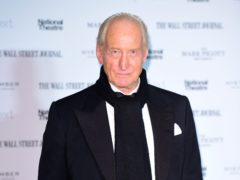 Charles Dance at the Up Next Gala held at the National Theatre (Ian West/PA)