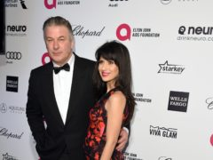Hilaria Baldwin said she is 'surrounded by such love' after revealing she has suffered a miscarriage (PA Wire)