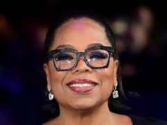 Oprah Winfrey has been working on a mental health documentary with the Duke of Sussex (Ian West/PA)
