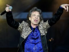 Sir Mick Jagger (Jane Barlow/PA)