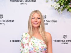 Gwyneth Paltrow said she is 'so proud of the man you already are' while wishing son Moses Martin a happy birthday (Ian West/PA)