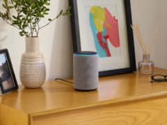 According to research, one in 10 people has one or more smart speakers in their home, with Amazon's range of Echo smart devices the market leader (Amazon)