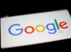 Google search engine is joining in the hype around the release of Avengers: Endgame (Yui Mok/PA)