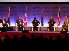 CYBERUK conference 2019 (Andrew Milligan/PA)