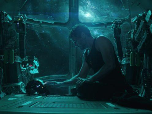 Robert Downey Jr in Avengers: Endgame (Marvel Studios/Disney)