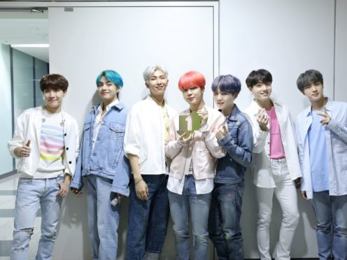 K-pop band BTS become first Korean act to top UK charts (OfficialCharts.com)