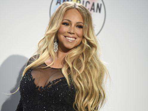 Mariah Carey (Jordan Strauss/Invision/AP)