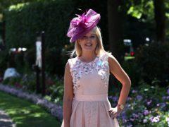 Nicki Chapman during Royal Ascot (Steve Parsons/PA)