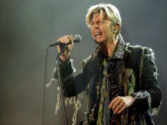 David Bowie (Yui Mok/PA)