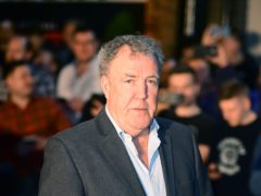 Car show presenters Jeremy Clarkson, Richard Hammond and James May are in line for a multimillion-pound windfall, according to financial records (Ian West/PA)