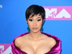 Cardi B will also compete for album of the year (PA)