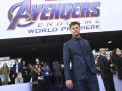 Chris Hemsworth stars in Avengers: Endgame (Chris Pizzello/Invision/AP)