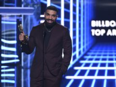Drake thanked his mother at the Billboard Music Awards (Chris Pizzello/Invision/AP)