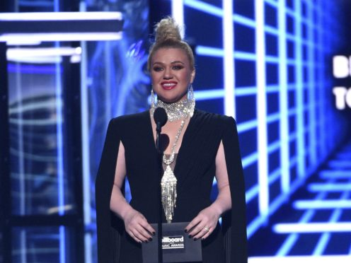 Kelly Clarkson underwent surgery after hosting the Billboard Music Awards (Chris Pizzello/Invision/AP)