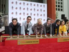 The Big Bang Theory, which is coming to an end after 12 seasons, was a huge hit with viewers (Willy Sanjuan/Invision/AP)