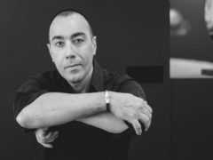 Lorenzo Quinn will display his new work, Building Bridges, in Venice. (Halcyon Art International)
