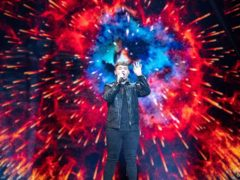 The UK's Eurovision entry Michael Rice (Andres Putting)