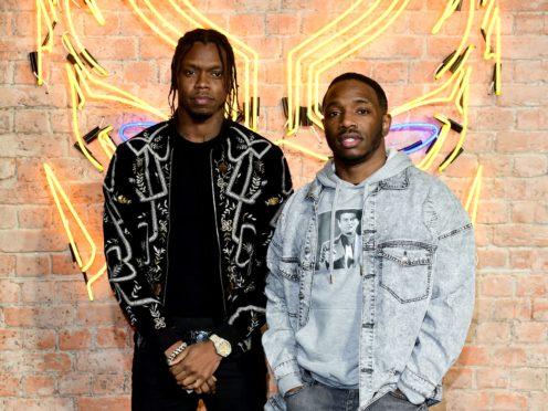 Rap duo Krept and Konan (Ian West/PA)
