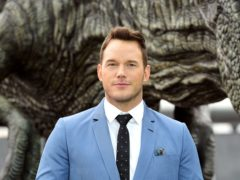Chris Pratt (Ian West/PA)