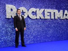 Taron Egerton stars in Rocketman (Ian West/PA)