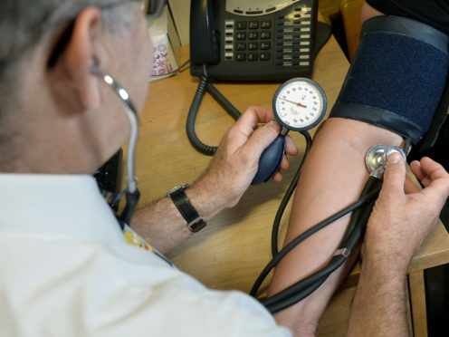 Heart disease remains the UK's biggest killer, even though deaths have almost halved in a decade, data shows (Tim Goode/PA)