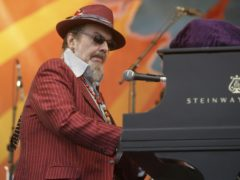 Rock And Roll Hall Of Fame singer Dr John has died aged 77 after suffering a heart attack, it has been announced (Dave Martin/AP)