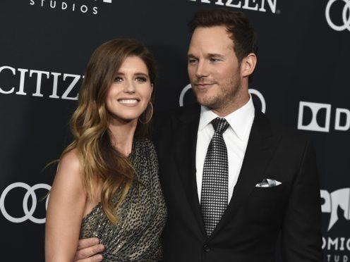 Katherine Schwarzenegger wished her new husband Chris Pratt a happy birthday with loving post on Instagram (Jordan Strauss/Invision/AP)