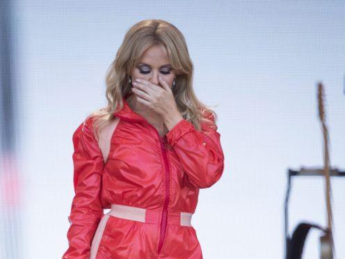 Kylie Minogue (Aaron Chown/PA)
