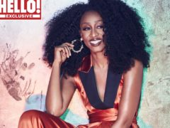 Beverley Knight said she felt she was 'maybe too dark' to find success in the music industry (Hello! magazine/PA)