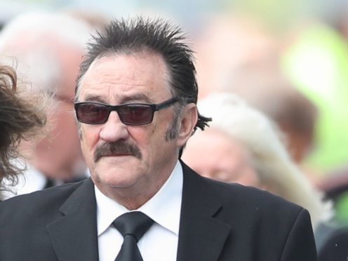 Paul Chuckle said he was devastated over the death of brother Jimmy (PA)