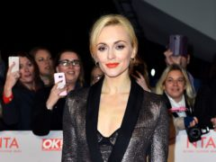 Fearne Cotton: My kids are not interested in grandfather Ronnie Wood's job (Matt Crossick/PA)