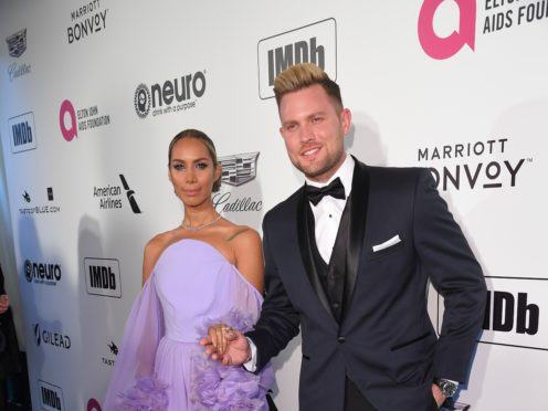 Leona Lewis marries partner Dennis Jauch in Italy (PA Wire/PA)
