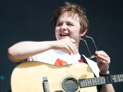 Lewis Capaldi is backing National Album Day (Aaron Chown/PA)