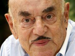 Artur Brauner, who has died aged 100 (Franka Bruns/AP)
