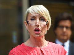 Heather Mills has settled her claim against News Group Newspapers (Kirsty O'Connor/PA)