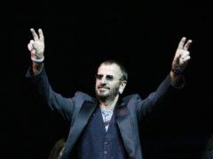 Ringo Starr (Peter Byrne/PA)
