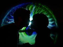 Oxytocin is released in the brain when people fall in love (PA)