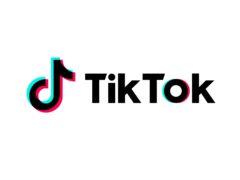 TikTok logo (TikTok/PA)