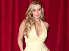 Catherine Tyldesley has previously said she adores Strictly (Ian West/PA)