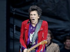 Ronnie Wood (Jane Barlow/PA)