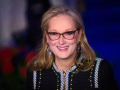 Meryl Streep (Matt Crossick/PA)