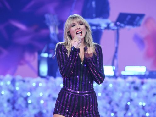 Taylor Swift has announced the release date for the next single from her upcoming album (Danny Moloshok/Invision/AP)