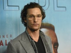 Matthew McConaughey is to be a professor at the University of Texas (Photo by Chris Pizzello/Invision/AP, File)