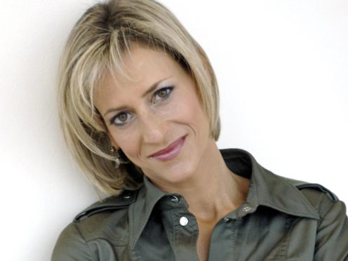 Emily Maitlis (Jeff Overs/BBC/PA)